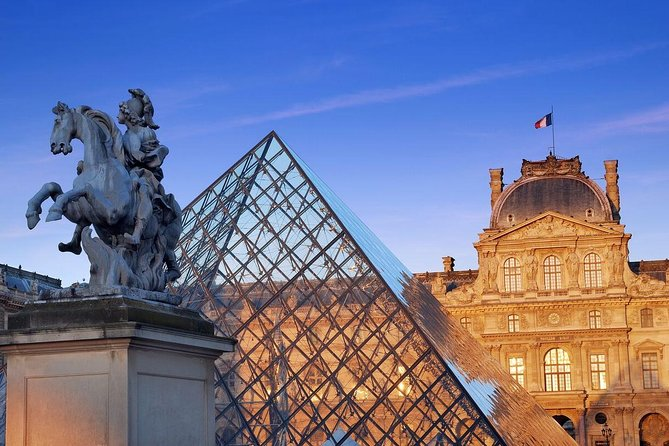 Full-Day Self-Guided Paris Tour from London by Eurostar with Seine River Cruise photo 2