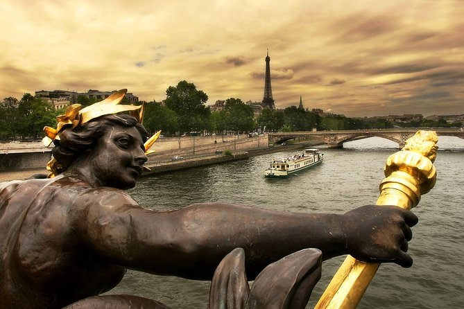 Full-Day Self-Guided Paris Tour from London by Eurostar with Seine River Cruise photo 7