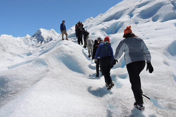 Full-Day Perito Moreno Ice Trek from El Calafate