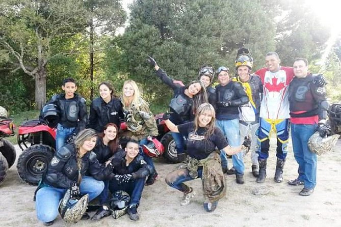 ATV Adventure Including Medellin City and Food Tour