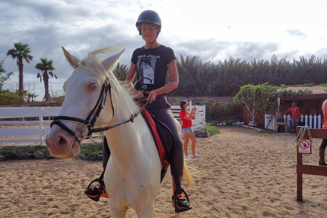 SID 11 - HORSEBACK RIDING EXPERIENCE (2 hours).