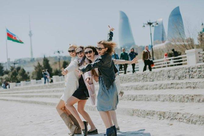 Vacation Photographer in Baku