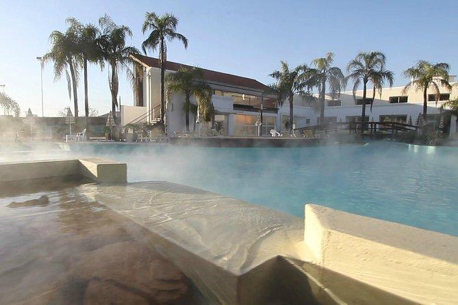 Rio Hondo hot springs