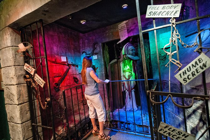 Skip the Line: Ripley's Believe it or Not Odditorium Museum Ticket