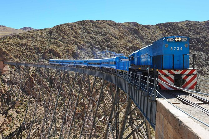 Train to the Clouds Experience from Salta
