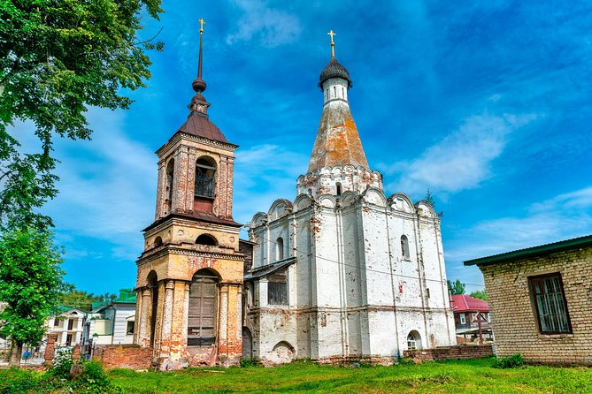 Pereslavl-Zalessky City Tour with Private Guide