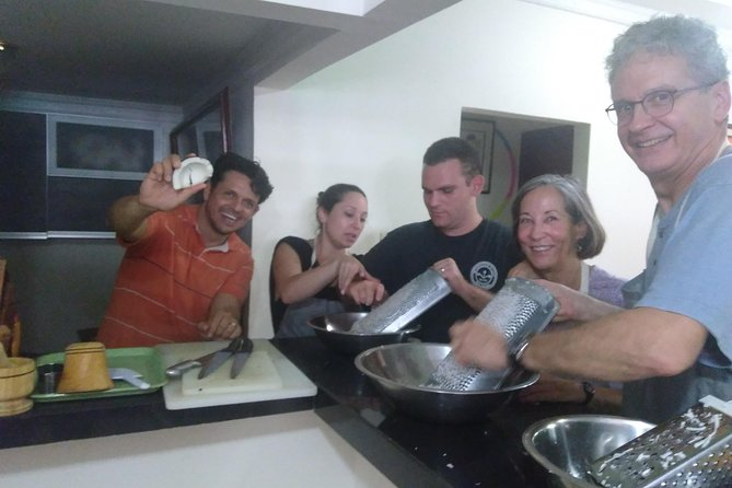 Street Food Tour & Cooking class