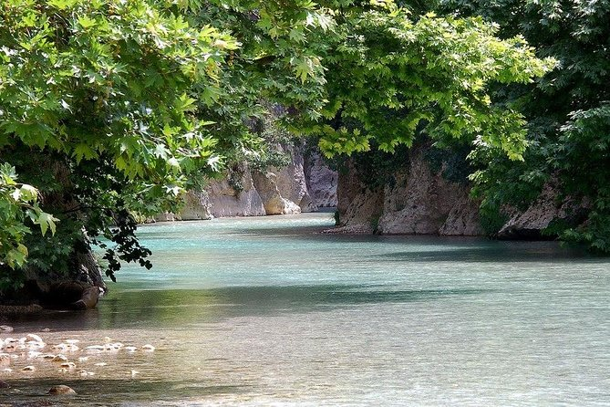 Acheron river & ancient monuments photo 11