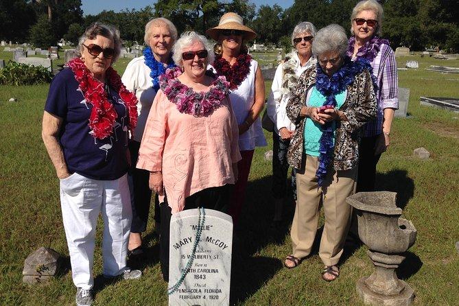 Pensacola Walking Cemetery Tour