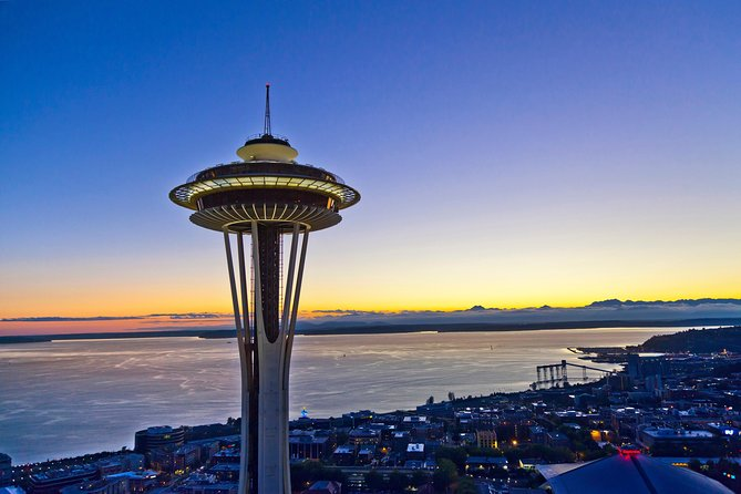 Seattle Space Needle Observation Deck Admission