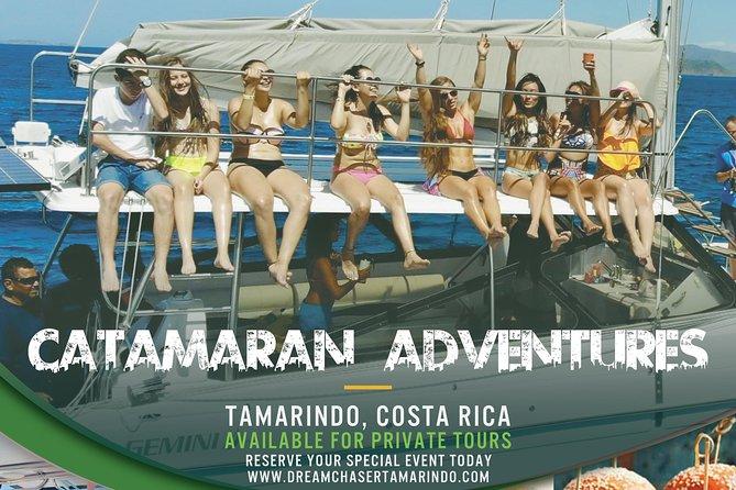 Dream Chaser - The FUN Catamaran in Tamarindo