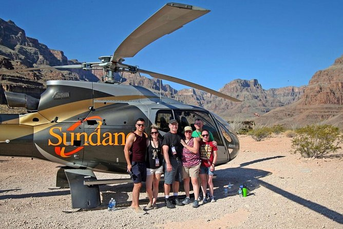 Outdoor Shooting Range and Grand Canyon Helicopter with Optional ATV Tour