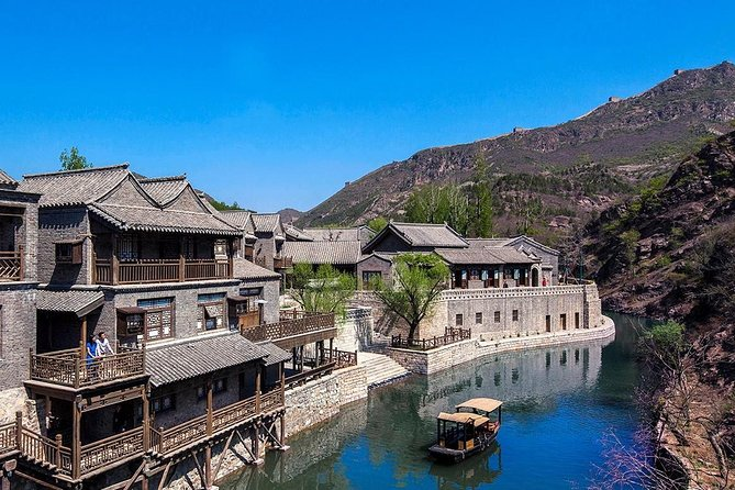 Tianjin Private Day Trip to Gubei Water Town and Simatai Great Wall with Cable Car photo 5