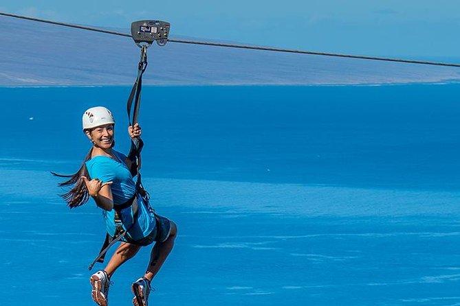 Maui: Ka'anapali 11 line Zipline Adventure