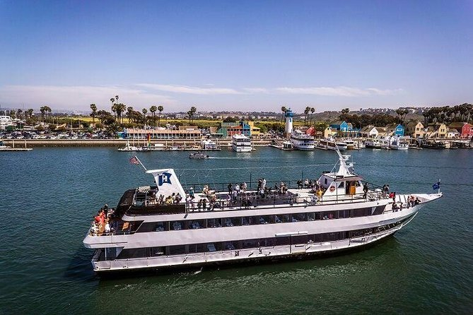Los Angeles Dinner Cruise from Marina del Rey