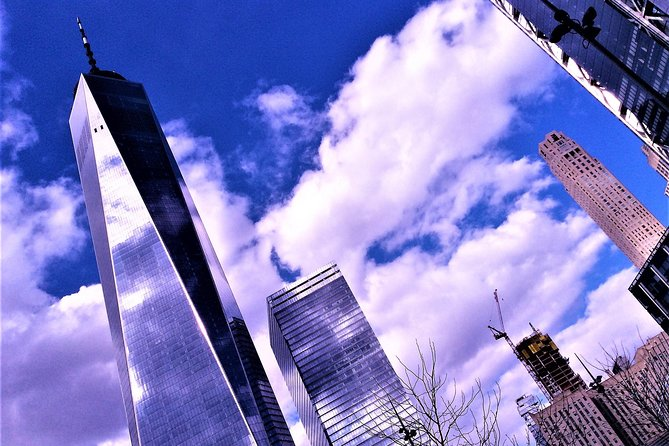 Spaziergang durch Downtown NYC