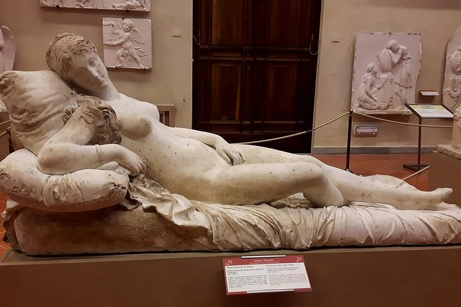 Accademia Gallery and David, Small group semi private tour (max 10 -11 peoples )
