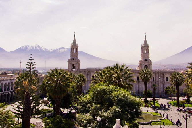 Private Arequipa Walking City Tour with Juanita Museum - All Included photo 3