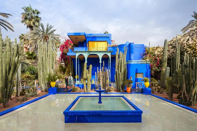 Sightseeing Marrakech Tour with local Guide