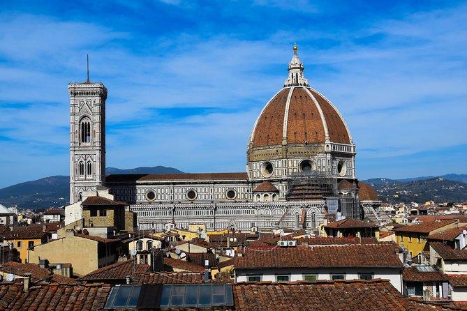 Duomo Florença tour a pé com Dome escalar pequeno grupo semi tour privado