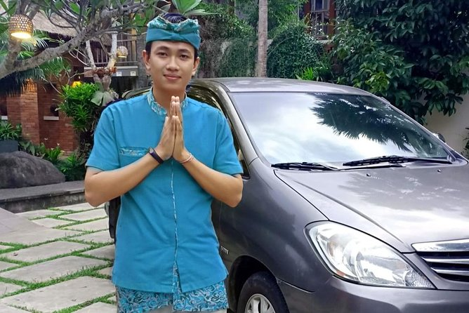 Bali Ngurah Rai International Airport Pickup to Ubud Area
