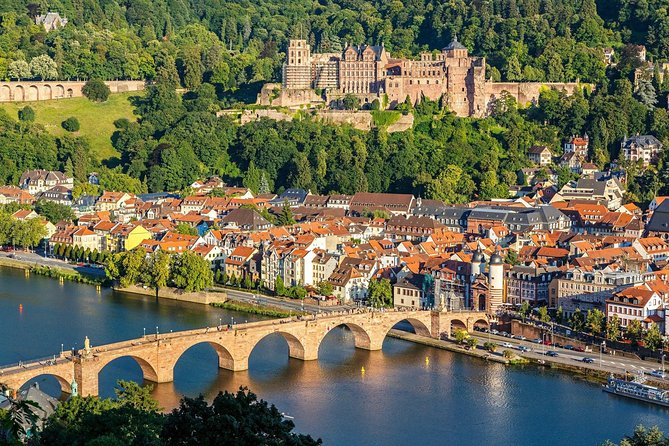 Heidelberg Old Town and Castle Tour