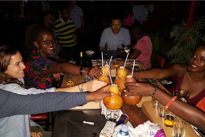 Kampala Bar Crawl, Beer Tasting and Street Food (6 Hours)