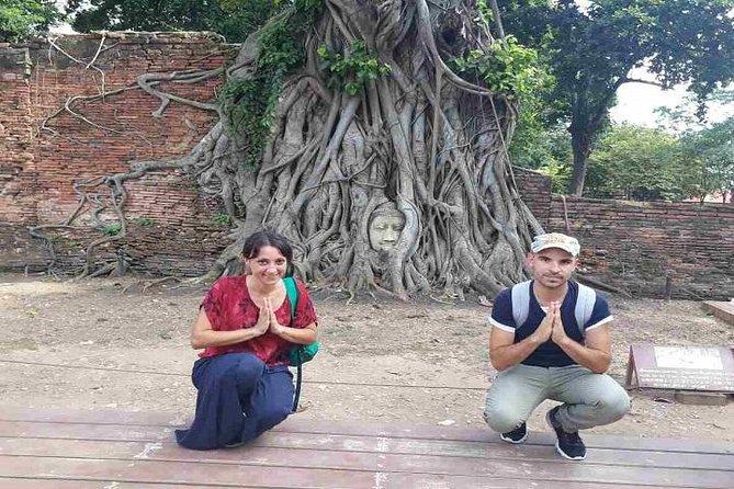 Excursão Privada em Ayutthaya saindo de Bangkok