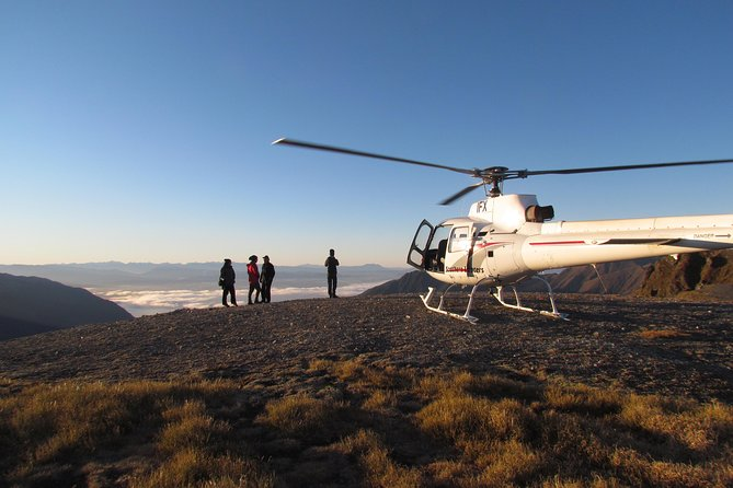Luxmore Kepler Heli Hike (Minimum of 2 people)