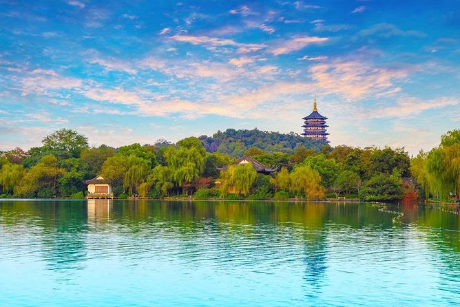 Fast Pass Priority: Hangzhou Essential Day Tour with Authentic Lunch