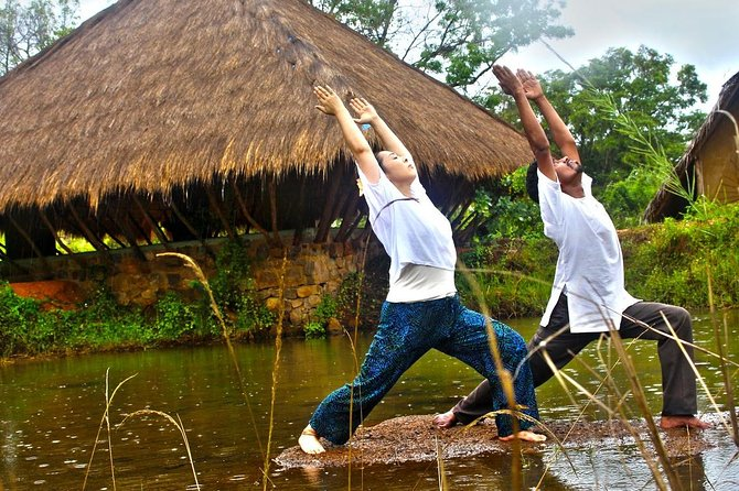 Relaxing Ayurveda and Yoga Tour Sri Lanka with Universal Lotus Tours Sri Lanka
