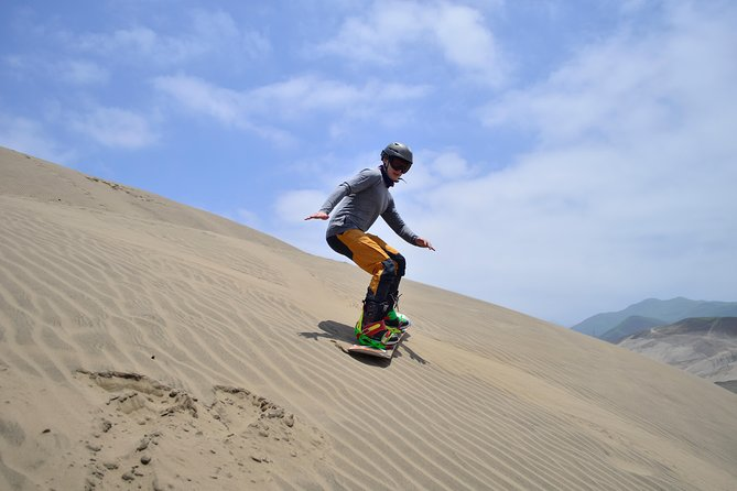 Sandboarding and Off Road in Lima