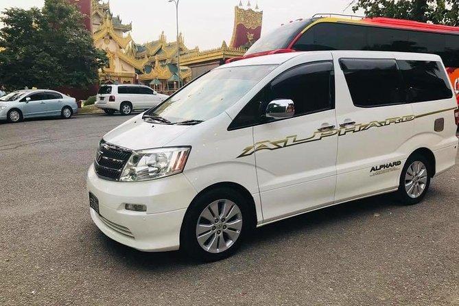 Private Airport Transfer in Bagan