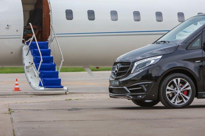 Luxury Private Transfer Rovinj - Pula Airport