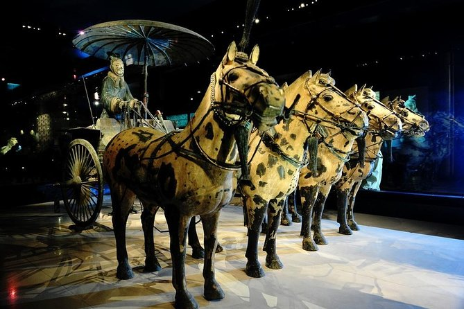 Private Tour: Essential Xian Day Tour including Terra Cotta Warriors and Horses
