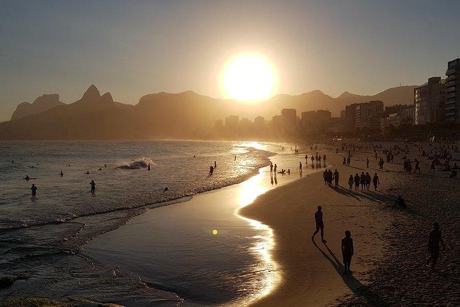 Ipanema Sunset