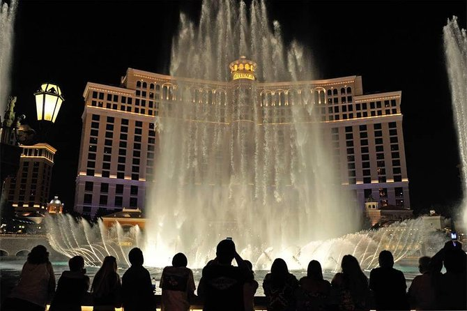 Tour Por Las 6 Maravillas De Las Vegas