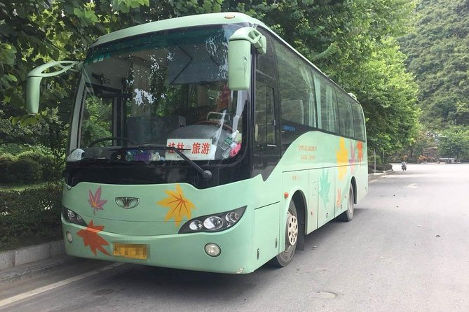 Private Transfer from Longsheng hotel to Guilin hotel photo 6
