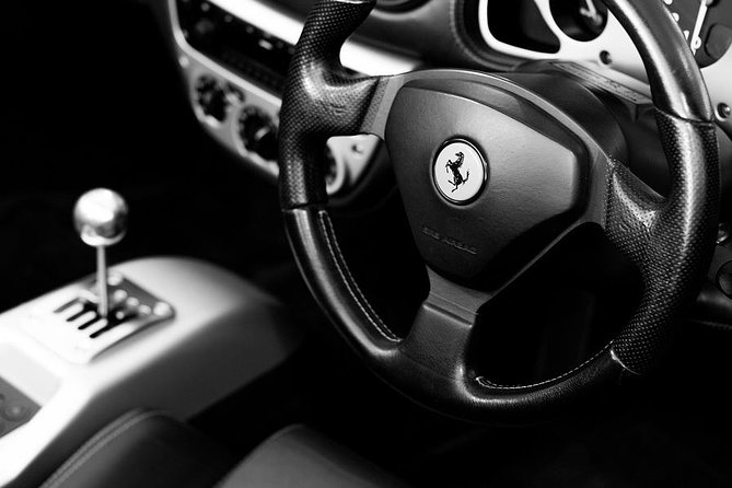Private Ferrari & Maranello Tour from Venice by Business Car or Luxury Van