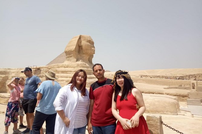 Cairo: Giza Pyramid, Sakkara & Memphis Full Day Guided Tour photo 16