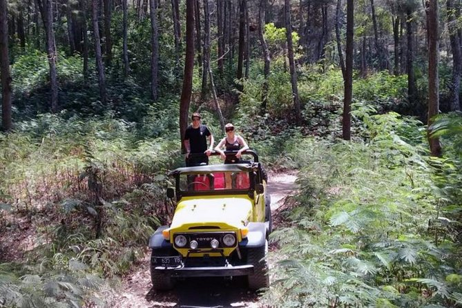 Mount Batur Sunrise Adventure by 4WD Jeep and Natural Hot Spring