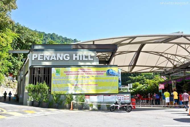 Panaromic Penang Evening Tour with Penang Hill (Fast Lane) & Steamboat Dinner