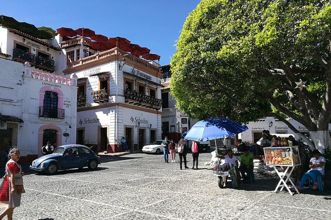 Day Trip to Taxco from Acapulco