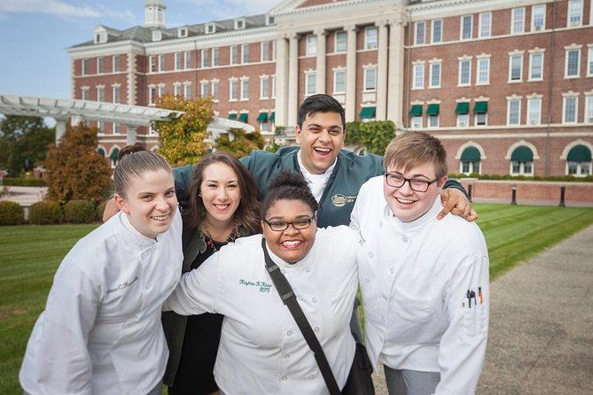 Student Guided Walking Tour of The Culinary Institute of America 3:45pm photo 2