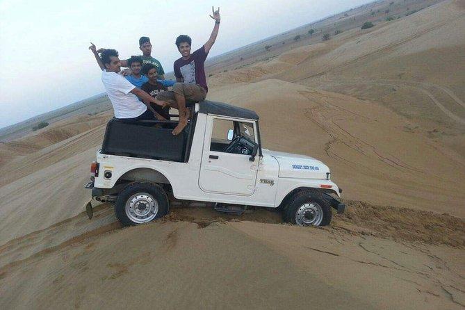 Jaisalmer jeepsafari