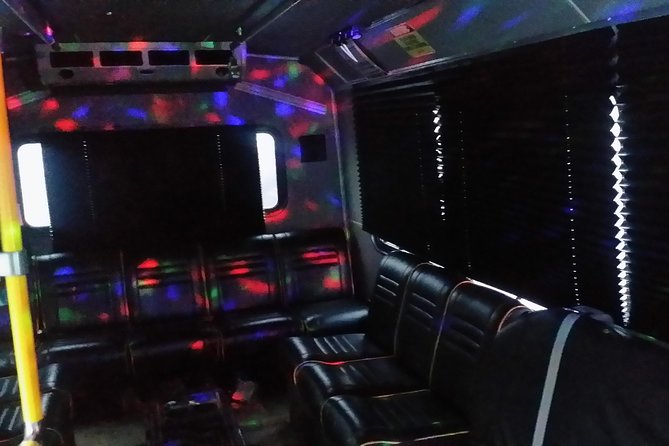 Houston Party Shuttle