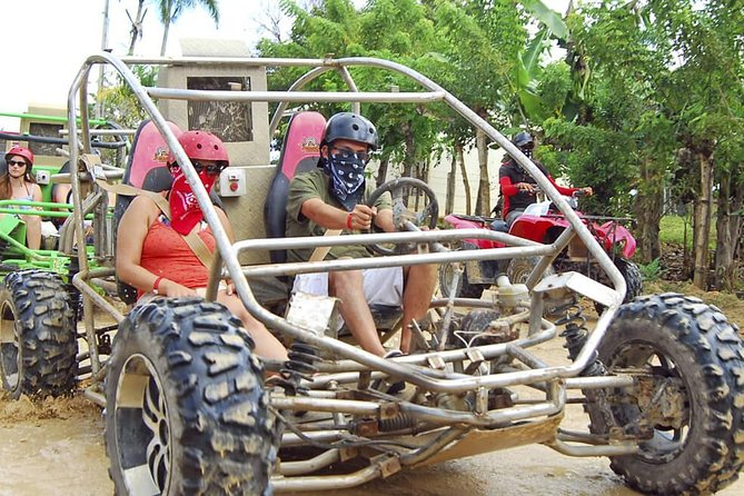Buggy Adventures , ATV and Terra cross. Indian cave, Macao beach