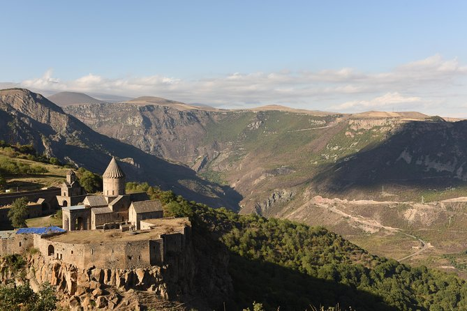 Delve into the South of Armenia