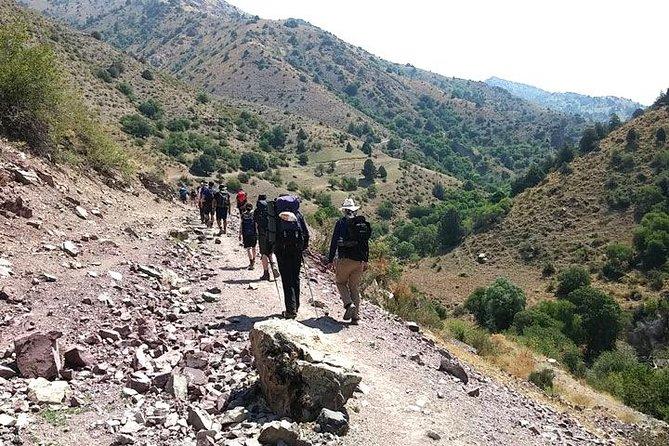 3 days trekking tour in Western Tien Shan Mountains near Tashkent