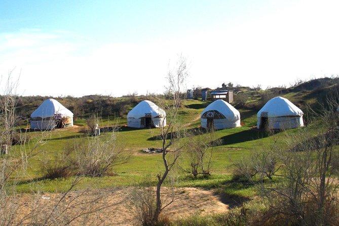 yurt camp nurata